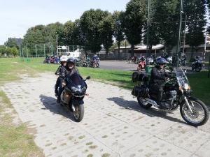 Rajd motocyklowy 2020