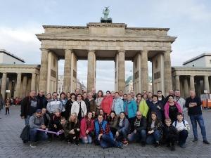Szlakiem stolic Europy - Berlin