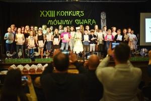 XXIII Konkurs Gwarowy 2019
