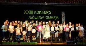 XXIII Konkurs Mówimy Gwarą